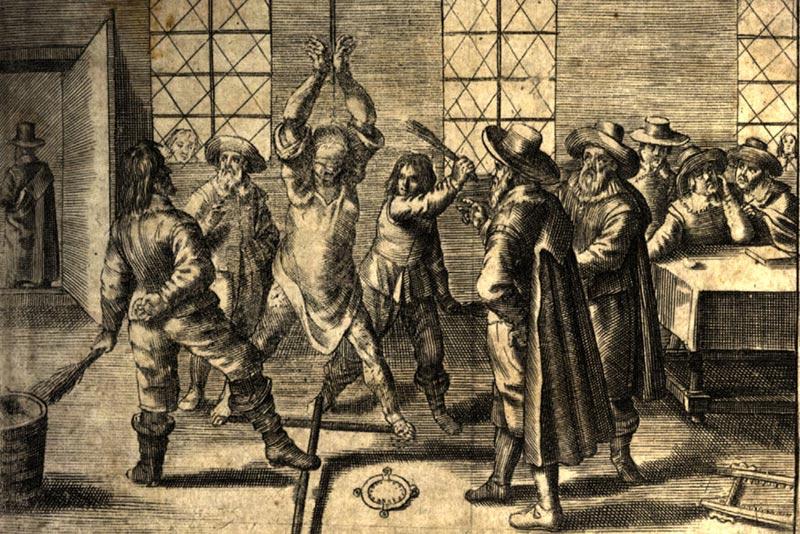 Frauen Auspeitschen Mittelalter